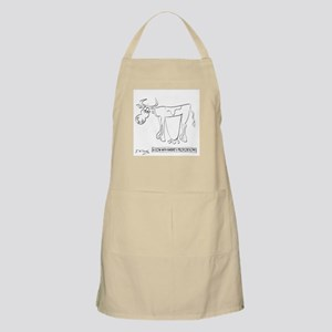Cow Cartoon 9313 Apron