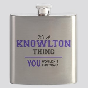It's KNOWLTON thing, you wouldn't understand Flask