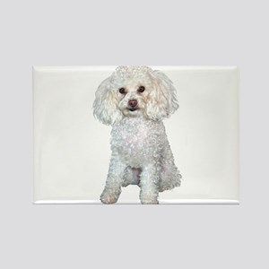 Poodle - Min (W) Magnets
