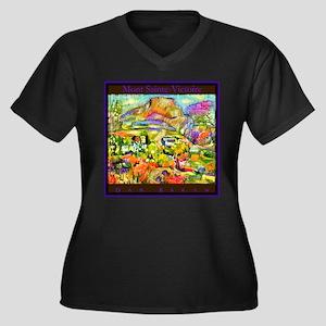 Mont Sainte-Victoire Plus Size T-Shirt