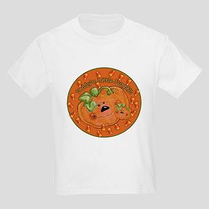 Daddys little pumpkin Kids Light T-Shirt