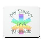 Paramedic Dad Mousepad