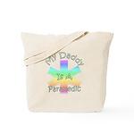 Paramedic Dad Tote Bag