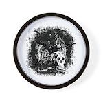 DeadCrows 001 Wall Clock