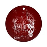 DeadCrows 001 Ornament (Round)