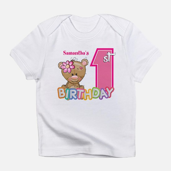 Baby First Birthday Cute Infant T-Shirt