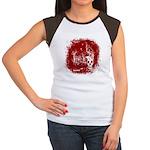 DeadCrows 001 Women's Cap Sleeve T-Shirt