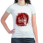 DeadCrows 001 Jr. Ringer T-Shirt