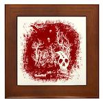 DeadCrows 001 Framed Tile