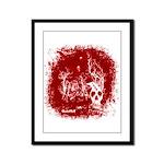 DeadCrows 001 Framed Panel Print