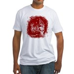 DeadCrows 001 Fitted T-Shirt