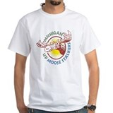 Northern michigan Mens Classic White T-Shirts