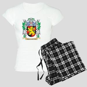 Mazziotti Coat of Arms - Fa Women's Light Pajamas