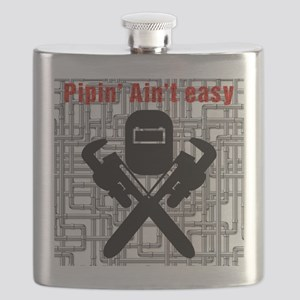 Pipin' ain't easy Flask