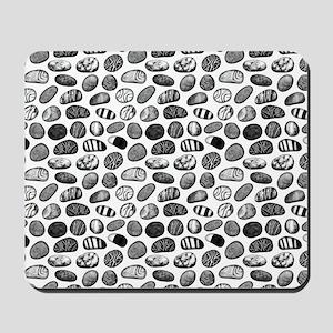 Pebble Pattern Mousepad