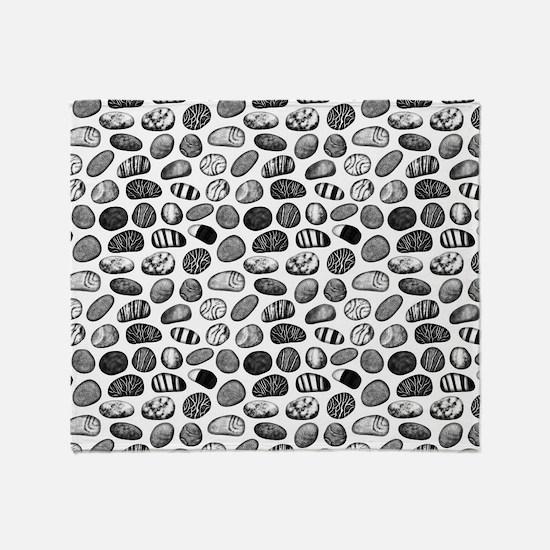 Pebble Pattern Throw Blanket