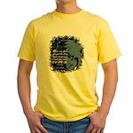 EmoJoy: Emo 001 Yellow T-Shirt