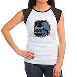 EmoJoy: Emo 001 Women's Cap Sleeve T-Shirt