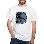 EmoJoy: Emo 001 White T-Shirt