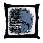 EmoJoy: Emo 001 Throw Pillow