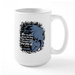 EmoJoy: Emo 001 Large Mug