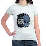 EmoJoy: Emo 001 Jr. Ringer T-Shirt