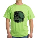 EmoJoy: Emo 001 Green T-Shirt