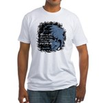 EmoJoy: Emo 001 Fitted T-Shirt