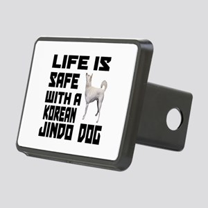 Life Is Safe With A Jindo Rectangular Hitch Cover