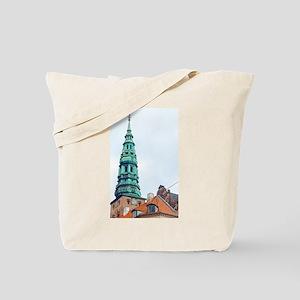 5:50 in Copenhagen Tote Bag