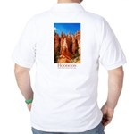 Bryce Hoodoos Golf Shirt