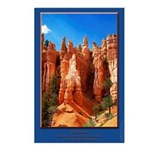 Bryce Hoodoos Postcards (Package of 8)