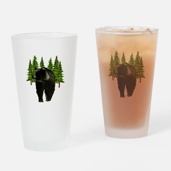 Cute Sierra Drinking Glass