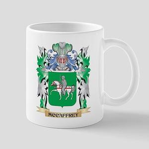 Mccaffrey Coat of Arms - Family Crest Mugs