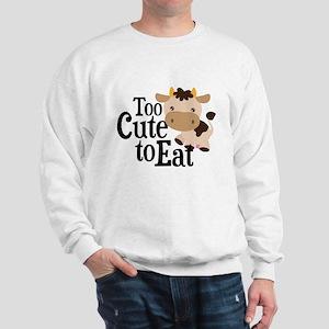 Vegan Cow Sweatshirt