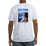 The Twelve Apostles Fitted T-Shirt
