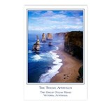 The Twelve Apostles Postcards (Package of 8)