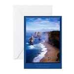 The Twelve Apostles Greeting Cards (Pk of 10)