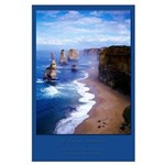 The Twelve Apostles Large Poster