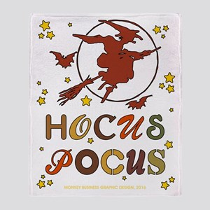 HOCUS POCUS Throw Blanket