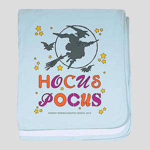 HOCUS POCUS baby blanket