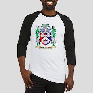 Mcclintock Coat of Arms - Family C Baseball Jersey