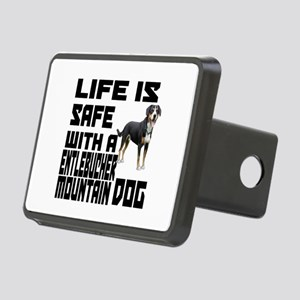 Life Is Safe With A Entleb Rectangular Hitch Cover