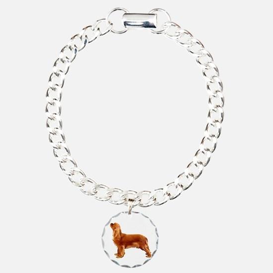 Ruby Cavalier King Charl Bracelet