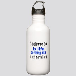 Taekwondo Is Life Anyt Stainless Water Bottle 1.0L