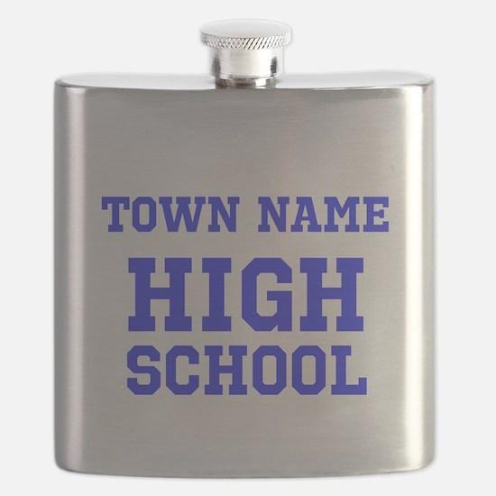 High School Flask
