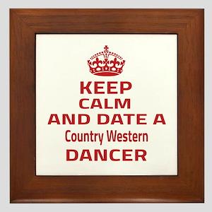 Country Western Dancing Wall Art - CafePress