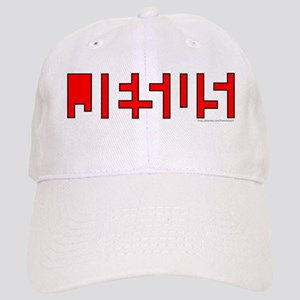 JESUS OPTICAL ILLUSION Cap