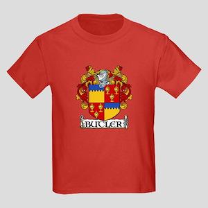 Butler Coat of Arms Kids Dark T-Shirt