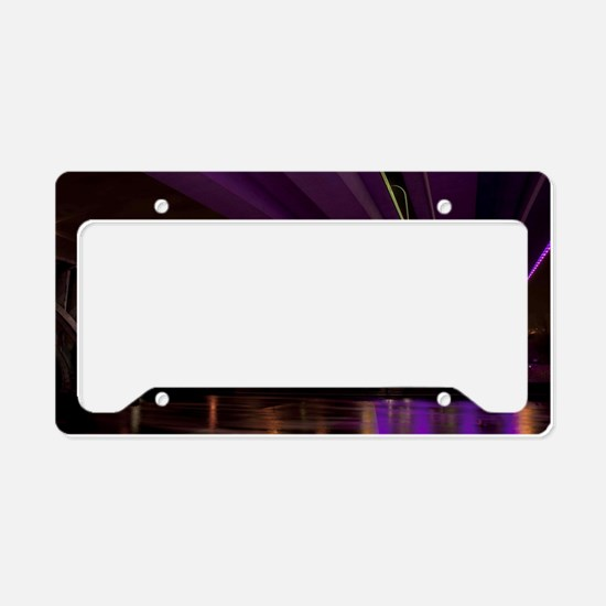 Cute Prince License Plate Holder